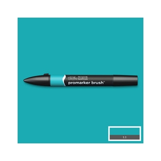 W&N BRUSHMARKER TURQUOISE