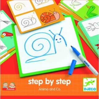 STEP BY STEP ANIMO &CO