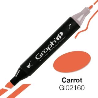 FEUTRES GRAPH IT 2160-CARROT