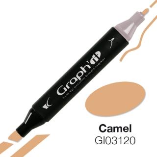 FEUTRES GRAPH IT 3120-CAMEL