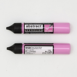 LINER ABSTRACT 658 ROSE QUINACRIDONE