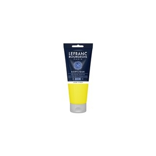 ACRY L&B 200ML JAUNE CITRON