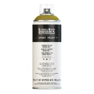 SPRAY LIQUITEX JAUNE DE CADMIUM MOYEN 1