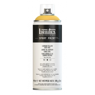SPRAY LIQUITEX JAUNE CADMIUM FONCE