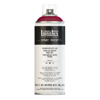 SPRAY LIQUITEX ROUDE CADMIUM FONCE