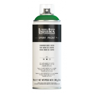 SPRAY LIQUITEX VERT OXYDE DE CHROME