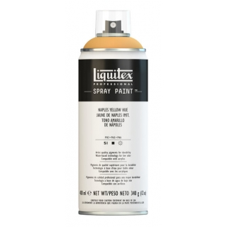 SPRAY LIQUITEX JAUNE DE NAPLES