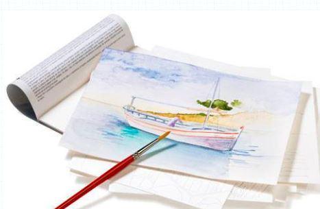 Image de la catégorie Peinture Aquarelle